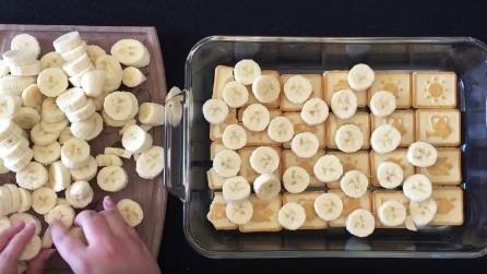 Il dolce di banane: la ricetta per un gustoso spuntino alla frutta
