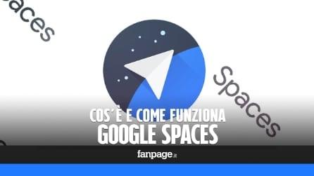 Google Spaces arriva in Italia: cos'è e a cosa serve la nuova app social di Google