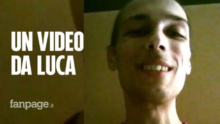 """Luca Cardillo, affetto da tumore maligno: """"Martedì l'amputazione della gamba ma tornerò a camminare"""""""