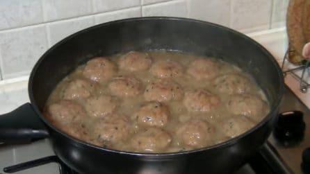 Polpette in umido: la ricetta saporita e semplice da preparare