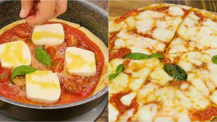 Ecco 4 modi alternativi per cucinare la pizza!