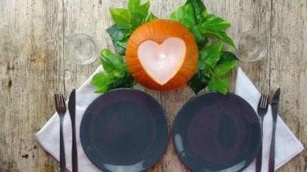 Come preparare una candela con una zucca: l'idea mai vista prima!