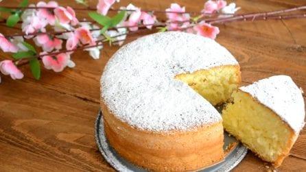 Torta Paradiso: come preparare velocemente una torta soffice e alta
