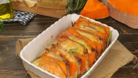 Squash millefeuille: so tasty and quick and easy to make!