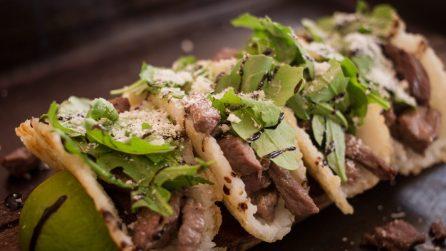 Tacos di riso: perfetto per un pranzo leggero e pieno di sapore!