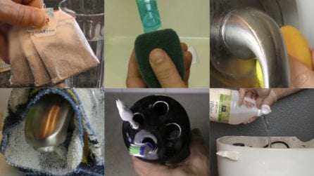 Come pulire in maniera efficace il bagno: 6 trucchetti da provare