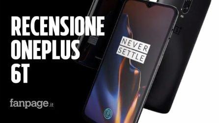Recensione OnePlus 6T: non è perfetto, ma a 559 euro difficilmente potete avere di meglio