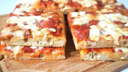 Pizza al taglio fatta in casa: la bontà unica delle ricette semplici