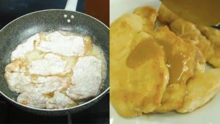 Petto di pollo al vino bianco: il secondo piatto succulento e cremoso