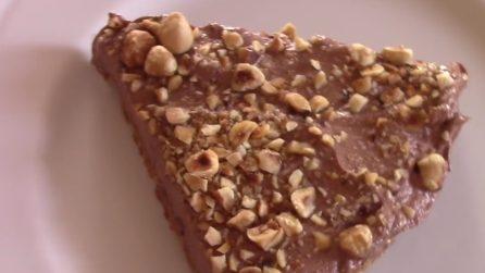 Cheesecake al cioccolato semplice e golosa: la ricetta per prepararla
