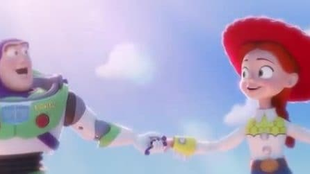 Toy Story 4, il teaser trailer
