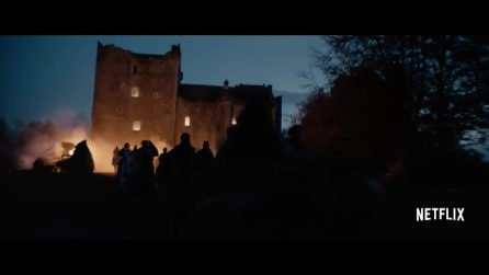 Outlaw King - Il re fuorilegge, il trailer del film Netflix