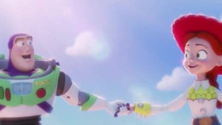 Toy Story 4, il teaser in italiano