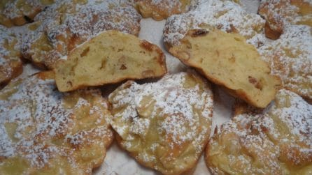 Tortini di mele senza burro: la ricetta leggera per una merenda gustosa
