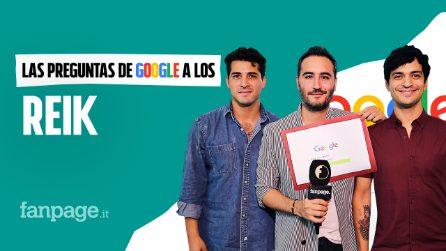 Reik, Me niego, Novias, Mexico, Amigos con derecho: la banda responde las preguntas de Google