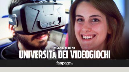 Vigamus Academy, l'università italiana per laurearsi in videogiochi