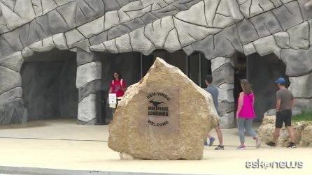 """""""Dino park"""", il Jurassick park portoghese è aperto"""