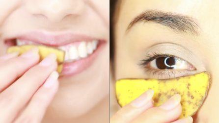 Non buttate via le bucce di banana: ecco due metodi per riutilizzarle