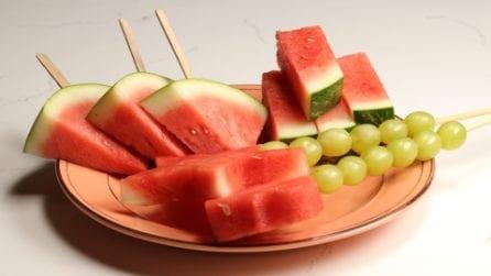Viva l'anguria: ecco 4 fantastici e originali modi per servirla