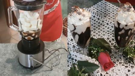 Spumone al caffè fresco e cremoso: il dessert pronto in un attimo