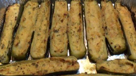 Zucchine al forno: una bontà tutta da provare