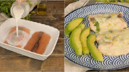 Salmone al cocco: la ricetta piena di sapore da preparare subito!