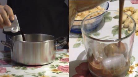 Liquore al caffè e crema di latte fatto in casa: buonissimo e senza lattosio