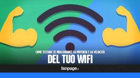 WiFi debole o lento? Ecco come controllare la potenza (e la qualità) della tua rete WiFi