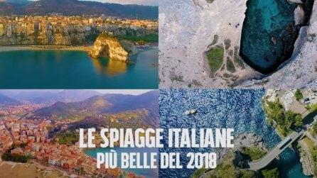 """Le spiagge italiane più belle del 2018: """"Non serve uscire dall'Italia per trovare un angolo di paradiso"""""""