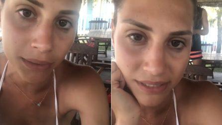 """Beatrice Valli sotto shock su Instagram: """"Minacce di morte a me e ai miei figli"""""""