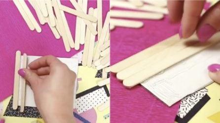 Non buttate i bastoncini dei ghiaccioli: ecco come riciclarli in modo molto originale