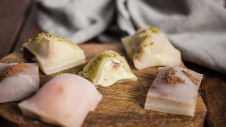 Colorful Mochi Tray: the perfect way to prepare this international dessert!