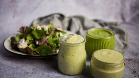 3 salad dressing ideas Avocado-lovers will love!