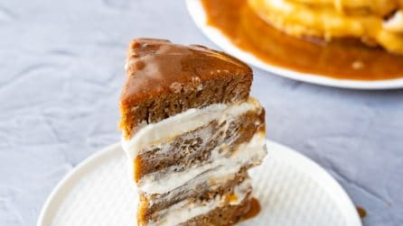 Coffee cake: a delicious summer dessert!