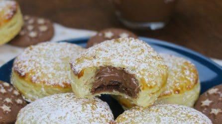 Bomboloni veloci: il dolcetto che vi farà leccare i baffi!