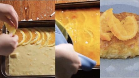 Portokalopita, la torta greca all'arancia che ti conquisterà