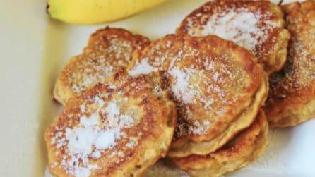 Frittelle alla banana: un dessert speciale per i tuoi ospiti