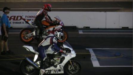 Honda CBR 1000RR vs R1M Yamaha: chi vince la sfida di accelerazione