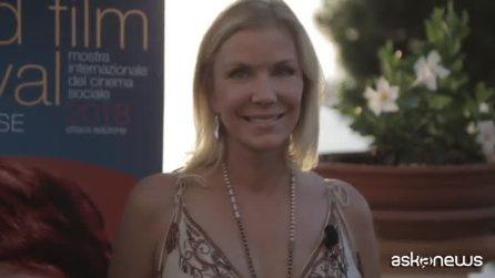 """Katherine Kelly Lang, Brooke di Beautiful: """"Produco un film in Italia, primo ciak in Puglia"""""""