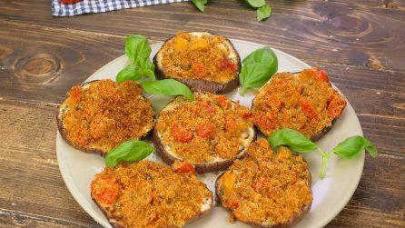 Melanzane gratinate: cucinate in questo modo sono deliziose!