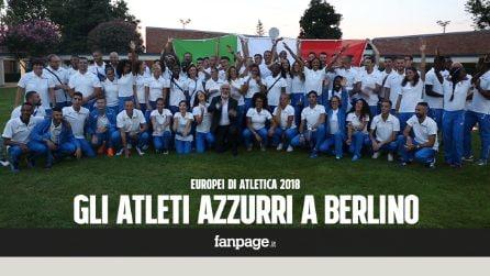 Da Filippo Tortu a Daisy Osakue: ecco chi sono gli atleti azzurri in gara agli Europei di Berlino