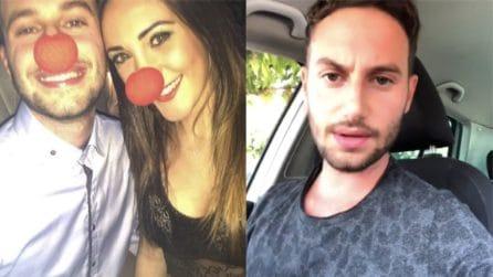 Ruben e Francesca si sono lasciati: lui lo conferma su Instagram