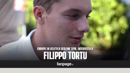 """Europei atletica a Berlino, Filippo Tortu: """"Prima delle gare mi carico con Battisti e Patty Pravo"""""""