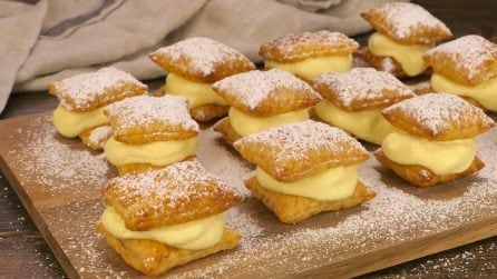 Sporcamuss: a traditional dessert from Puglia that takes just a few minutes to make!