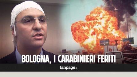 """Esplosione Bologna, i carabinieri feriti: """"Abbiamo aiutato chi è stato colpito dall'esplosione"""""""