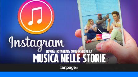 Su Instagram è possibile inserire la musica nelle storie (anche in Italia): ecco come fare