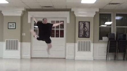 Quando l'apparenza inganna: questo ballerino sbalordisce tutti con la sua danza