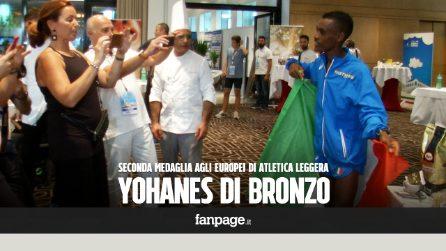 Europei atletica di Berlino, orgoglio azzurro: la seconda medaglia è di Johanes Chiappinelli