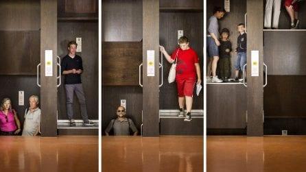 Gli ascensori più pericolosi al mondo