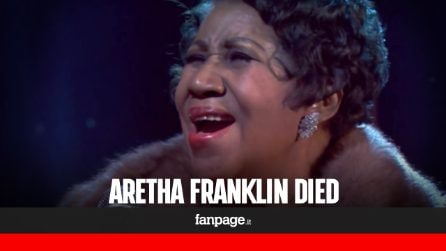 Aretha Franklin died at the age of 76. The death of the Queen of the Soul is a terrible news for all her fan